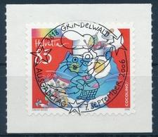 1211 / 1984 Serie Mit ETSS-Vollstempel & Gummi - Schweiz