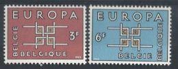 1963 EUROPA BELGIO MH * - EU011 - Europa-CEPT