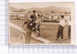 Lambretta Mod. 1950 ~ Moto ~ Gimkana ~ Motociclismo ~ Pontremoli ~ 1951 - Moto