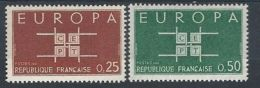1963 EUROPA FRANCIA MH * - EU012 - Europa-CEPT