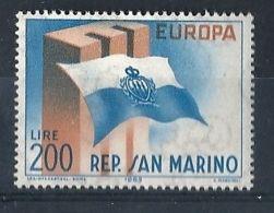 1963 EUROPA SAN MARINO MNH ** - EU014 - Europa-CEPT