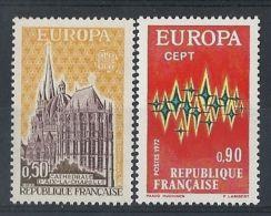 1972 EUROPA FRANCIA MNH ** - EU047 - 1972