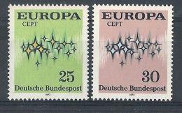 1972 EUROPA GERMANIA MNH ** - EU047 - 1972