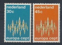 1972 EUROPA OLANDA MNH ** - EU048 - 1972