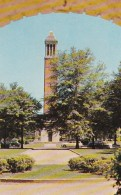 Alabama Tuscaloosa Denny Chimes At University Of Alabama - Tuscaloosa