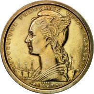 Monnaie, Madagascar, 2 Francs, 1948, Paris, ESSAI, SPL, Copper-nickel, KM:E2 - Madagascar