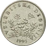 Monnaie, Croatie, 50 Lipa, 1993, TTB, Nickel Plated Steel, KM:8 - Croatie