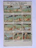 CPA Illustrateur Benjamin RABIER - Les Suites D'une Désobéissance  -  Lapin Chien - Rabier, B.