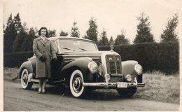 FOTOKAART  MERCEDES - Automobiles