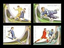 Moldova (Transnistria) 2018 No. 811/14 Football. FIFA World Cup In Russia MNH ** - Moldova