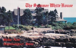 Maine Kennebunkport Walker's Point The Summer White House