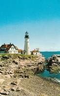 Maine Portland Head Lighthouse - Portland