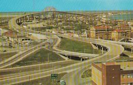 Texas Corpus Christi Harbor Bridge - Corpus Christi
