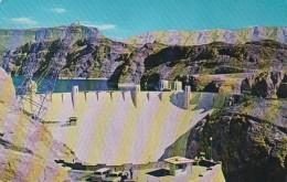 Nevada The Hoover Dam 1964