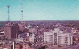 Iowa Des Moines Aerial View - Des Moines