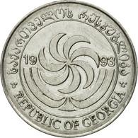 Monnaie, Géorgie, 20 Thetri, 1993, TTB, Stainless Steel, KM:80 - Georgien
