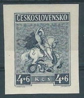 1946 CECOSLOVACCHIA LIBERAZIONE MH * - CZ008 - Cecoslovacchia