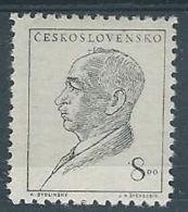 1948 CECOSLOVACCHIA EDVARD BENES MH * - CZ003 - Cecoslovacchia