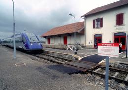 - 12 - Naucelle (12) - SNCF - Gare - 2.826 - Otros Municipios