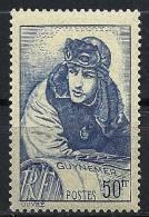 "FR YT 461 "" Aviateur Georges GUYNEMER "" 1940 Neuf** - France"