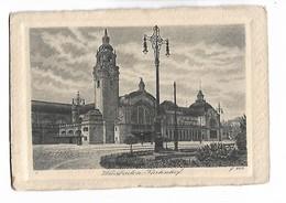Wiesbaden  Bahnhof - Illustrators & Photographers