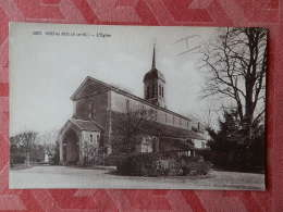 Dep 77 , Cpa  BOIS Le ROI , 2307 , L'Eglise  (15.725) - Bois Le Roi