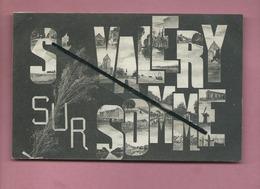 CPA -    St Valéry Sur Somme  - Multivue , Multivues - Saint Valery Sur Somme