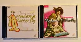 MADAME BUTTERFLY. Puccini. Opéra En 2 Actes. 2 Cd. Delta Music. 1997. - Opera