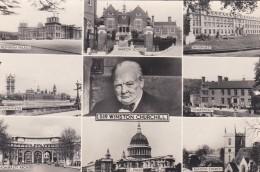 SIR WINSTON CHURCHILL MULTI VIEW - People