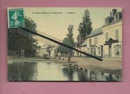 CPA -    Saint Valéry Sur Somme  - La Mare - Saint Valery Sur Somme