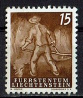 Liechtenstein 1951 // Mi. 291 ** - Nuevos