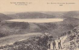 CPA Le Lac-d'Issarlès - Vue Prise De La Sage  (36347) - Largentiere