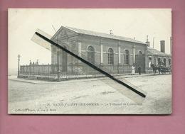 CPA -  Saint Valéry Sur Somme  - Le Tribunal De Commerce - Saint Valery Sur Somme