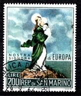 Saint-Marin 1966 Mi.nr.:879 Europa  OBLITÉRÉS / USED / GESTEMPELD - Saint-Marin
