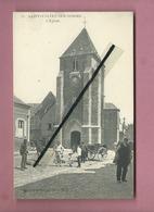 CPA -  Saint Valéry Sur Somme  - L'église - Saint Valery Sur Somme