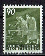 Liechtenstein 1951 // Mi. 299 ** - Nuevos