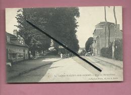 CPA -  Saint Valéry Sur Somme  - Rue De L'Hôtel Dieu - Saint Valery Sur Somme