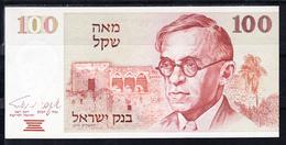 ISRAEL 1979.   100 SHEQEL PICK Nº 47A .NUEVO PLANCHA   B1184 .VER FOTO - Israel