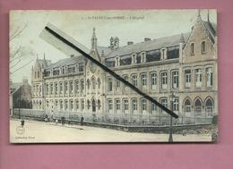 CPA -  St Valéry Sur Somme  - L'Hôpital - Saint Valery Sur Somme