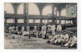 Sept18  7582121    Paris   Journée Du 1 Er Mai 1906   Un Coin Du Camp De La Galerie Des Machine - Autres