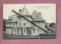 CPA Rétrécit  -  Saint Valéry Sur Somme  - Châteaux Des Six Moulins - Saint Valery Sur Somme