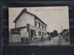 Z25 - 78 - Bonnieres Sur Seine - Postes, Telegraphes, Telephones - Bonnieres Sur Seine