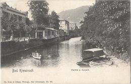 Bad Kreuznach - Parthie A. Kurpark - Rare Unique Sur Delcampe - Bad Kreuznach