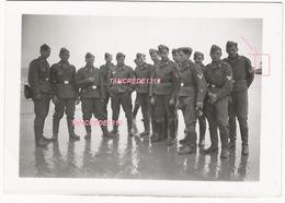 WW2 PHOTO ORIGINALE Soldats Allemands Plage De  ROYAN  CHARENTE MARITIME 17 - 1939-45