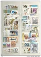 Poland, Polen, Complete Sets (2 Scans) MNH Postfris - Stamps