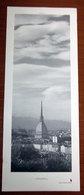 LA MOLE ANTONELLIANA TORINO FOTO DI PIERO OTTAVIANO 2001   60 X 23,5 CM. - Stampe