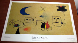 FUNDACIO' JOAN MIRO' PARC DE MONTJUIC BARCELONA 1993   60 X 40 CM. - Stampe