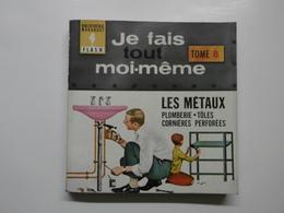 """MARABOUT FLASH N°190 """"Je Fais Tout Moi-même Tome 8"""" Editions Gérard Et Cie VERVIERS - Bricolage Pratique Plomberie - Bricolage / Technique"""