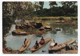 AFRIQUE EN COULEURS-RETOUR DES LAVANDIERES / WITH COTE D'IVOIRE THEMATIC STAMPS-MOSQUE/COAT OF ARMS - Costa D'Avorio