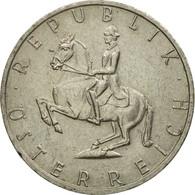 Monnaie, Autriche, 5 Schilling, 1984, TTB, Copper-nickel, KM:2889a - Autriche